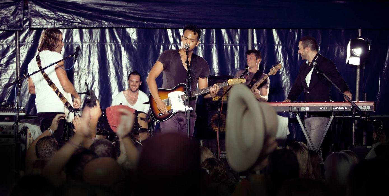 Junior Guevarra at Rewind Festival